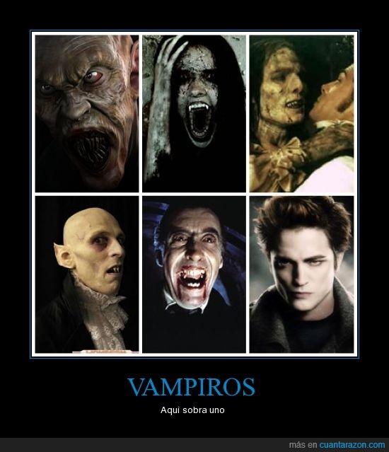 Dracula,Vampiros