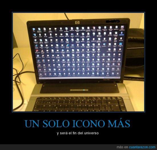 escritorio,fin del mundo,fin del universo,icono,muerte,windows