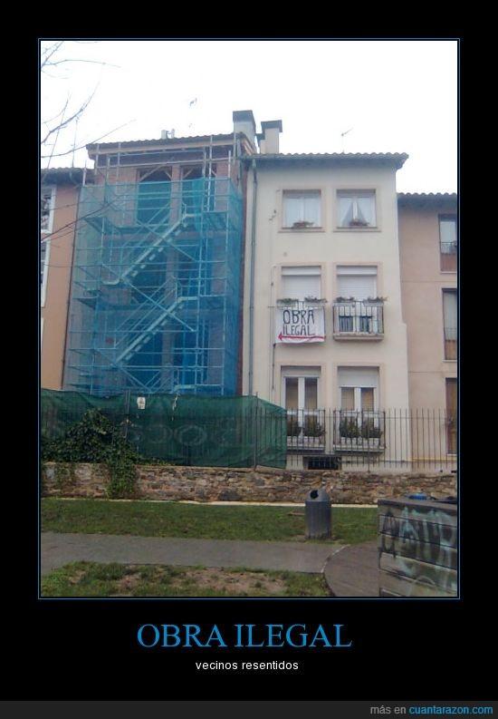 construccion,ilegal,obra,vecinos