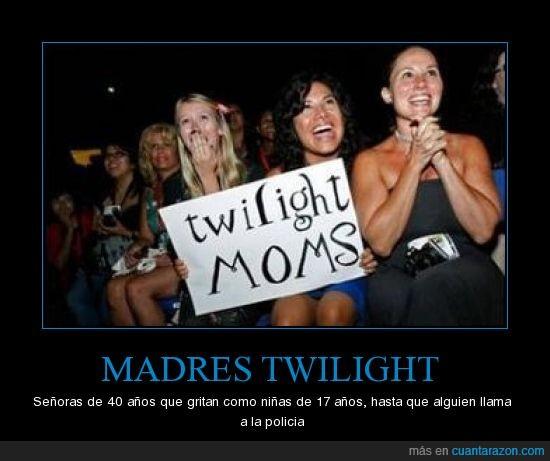 llorar,mujeres,niñas,twilight moms