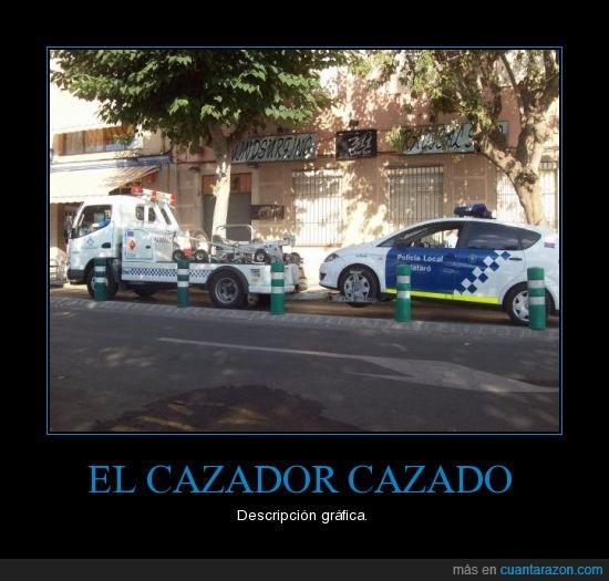 coche,grua,policia