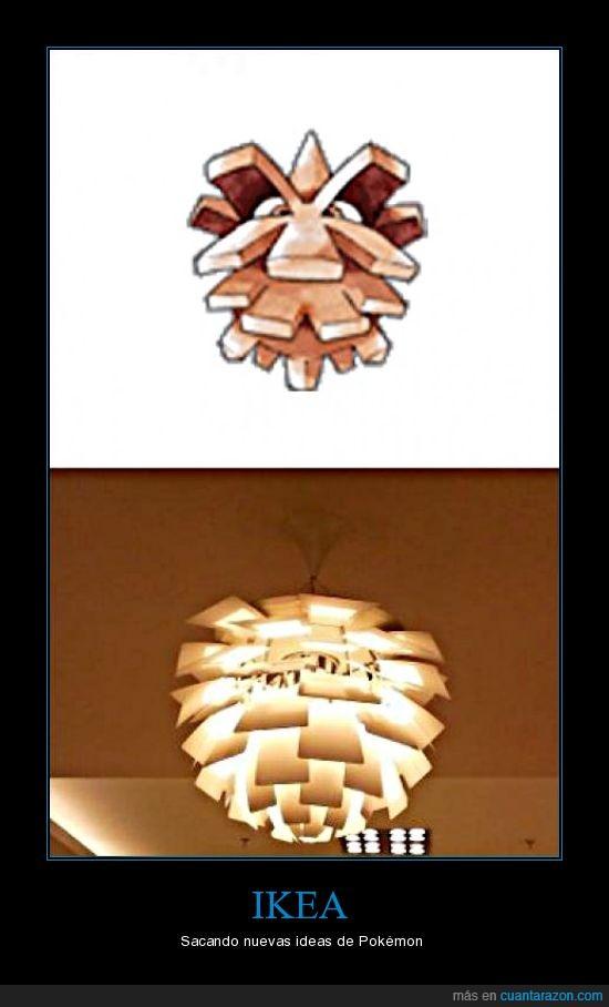 ideas,ikea,pokémon