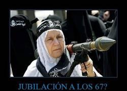 Enlace a JUBILACIÓN A LOS 67?