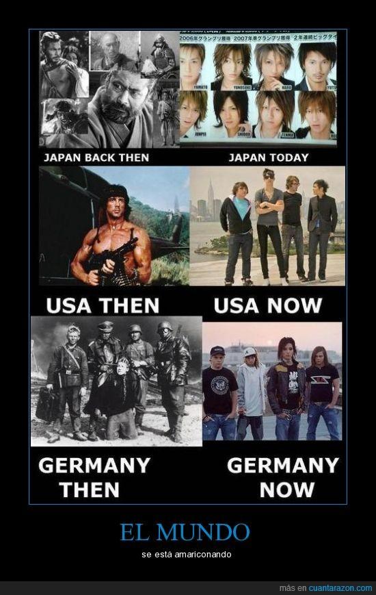 ahora,alemania,antes,japon,mundo,usa