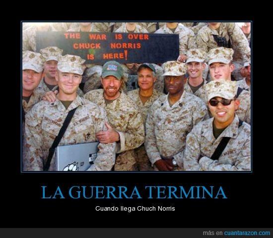 chuck,guerra,irak,norris
