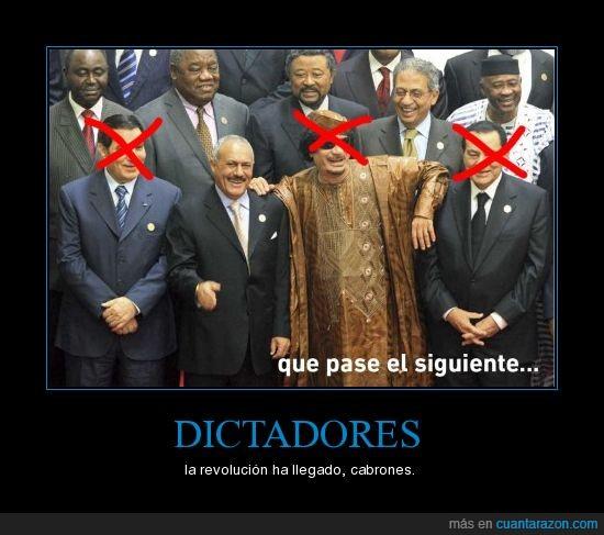 ben alí,egipto,gadafi,libia,marruecos,mubarak,revolución,tunez