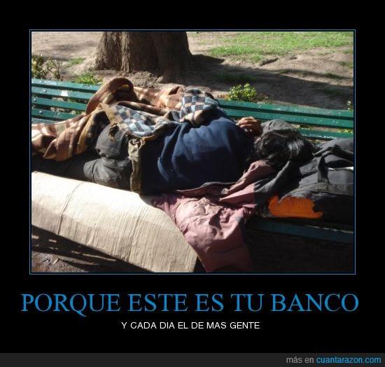 banco,crisi,economia,vagabundo