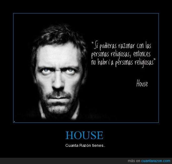 House,Razonar,Religión