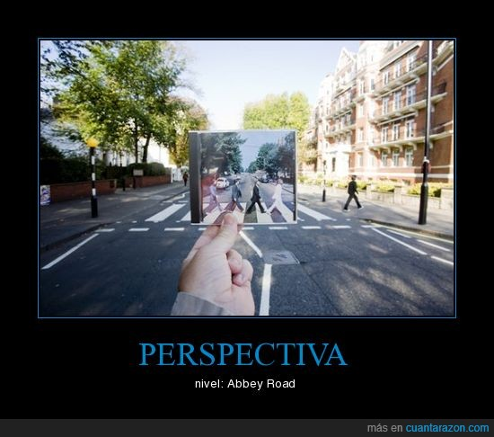 abbey road,beatles,cd,perspectiva
