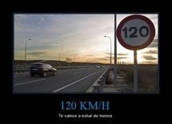 Enlace a 120 KM/H