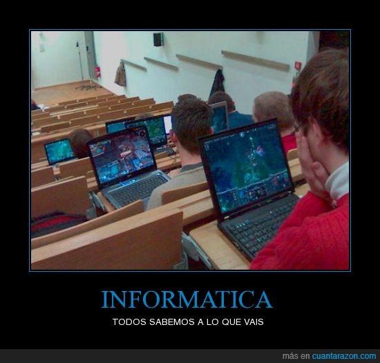 clase,freak,informatica