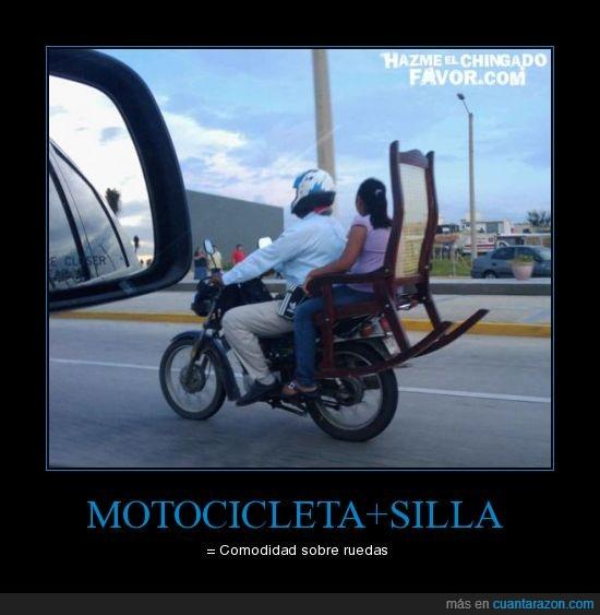 comoda,moto,transporte