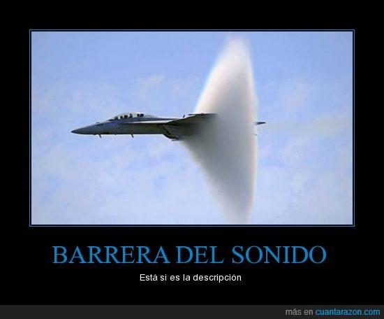 avión,barrera sonido,humo