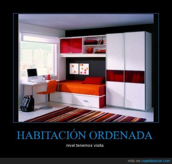 habitacion,orden