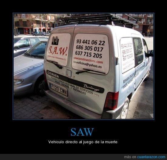 furgoneta,movil,saw,wtf