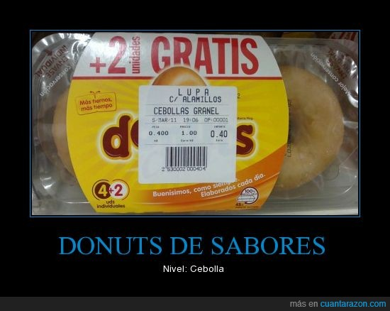 cebolla,donuts,fail,movil,sabor