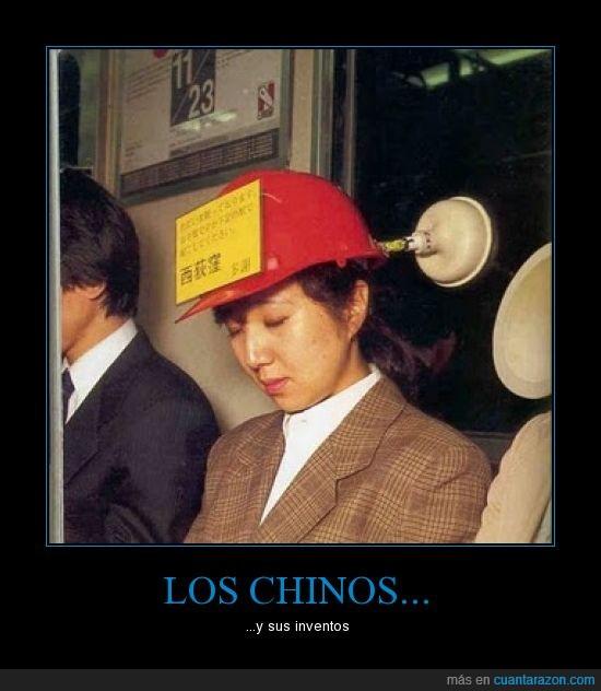 cabeza,chino,metro