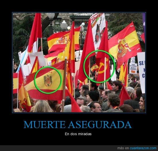 bandera comunista,bandera precostitución,franco,marx
