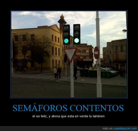 calle,ceda,contento,movil,semaforo