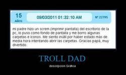 Enlace a TROLL DAD