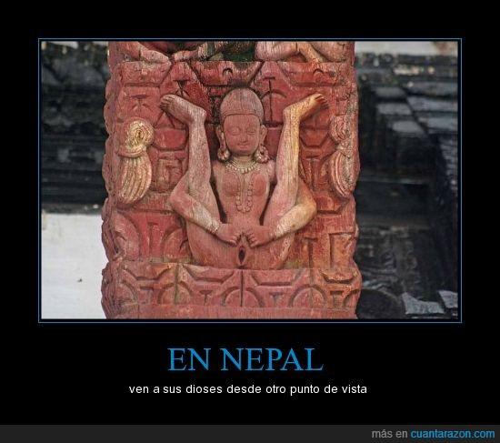 chochal,diosa,nepal