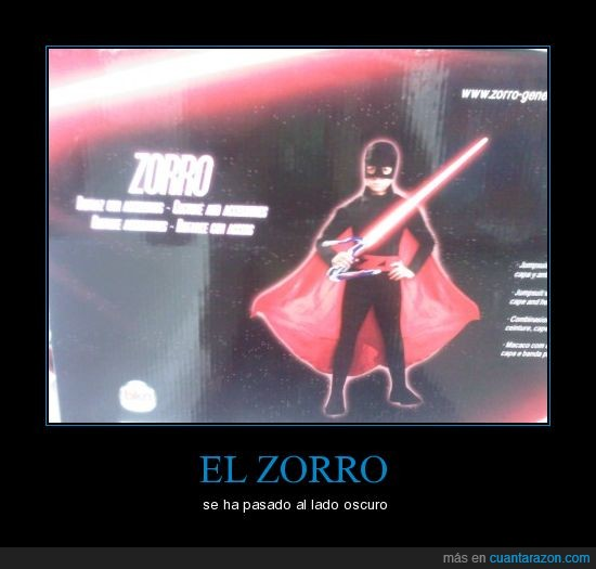 epic fail,galaxiaas,movil,sable de luz,star wars,trauma infantil,zorro