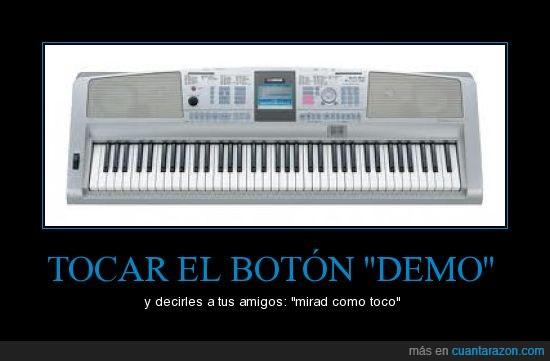 demo,piano