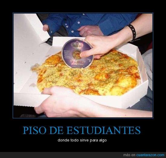 cd,estudiantes,pizza,universitarios