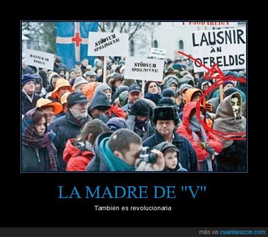 Islandia,madre,revolución,vendetta