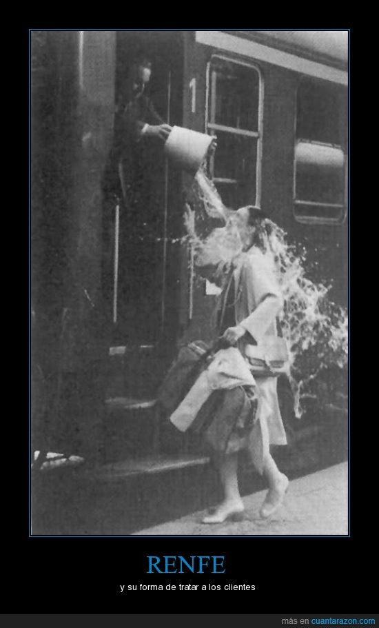 agua,cliente,renfe,tren