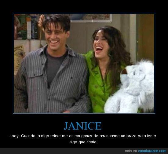 friends,janice,joey