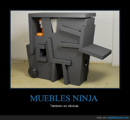 Muebles,ninja,oficina