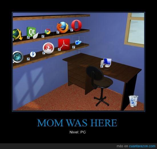 escritorio,mom,pc