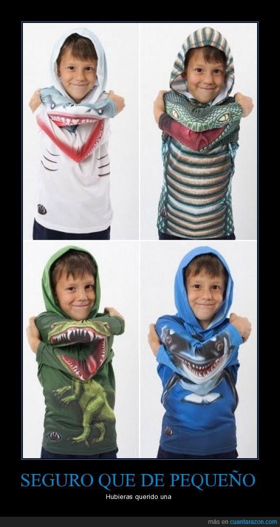 capucha,curioso,dinosauro,orca,rara,serpiente,sudadera,tiburón