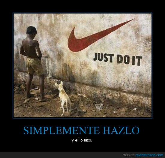 nike,pared,pis