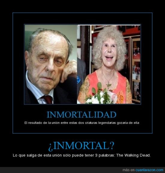 alba,duquesa,fraga,inmortal,the walking dead