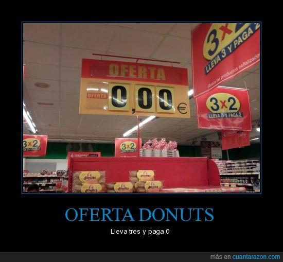 donuts,eroski,movil,oferta
