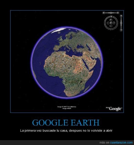casa,earth,google