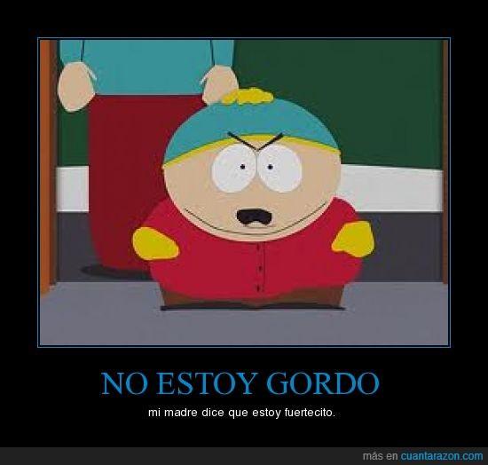 cartman,gordo,south park