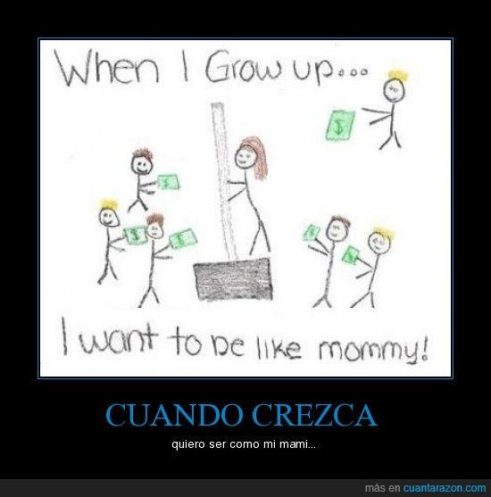 crecer,dibujo,dinero,mami,tubo