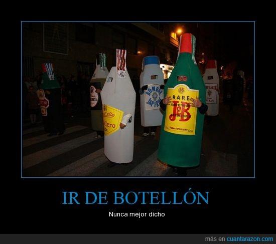bebida,borrachos,botellon,cogorza,J&B,juerga,pedo,pelotazo