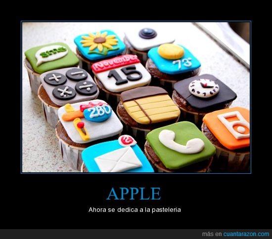 cupcake,iphone,pasteleria
