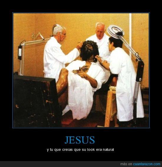 dios,jesus,maquillaje,muerto