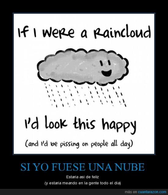 feliz,mear,nube,pis
