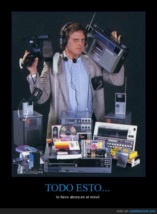 años 90,móvil