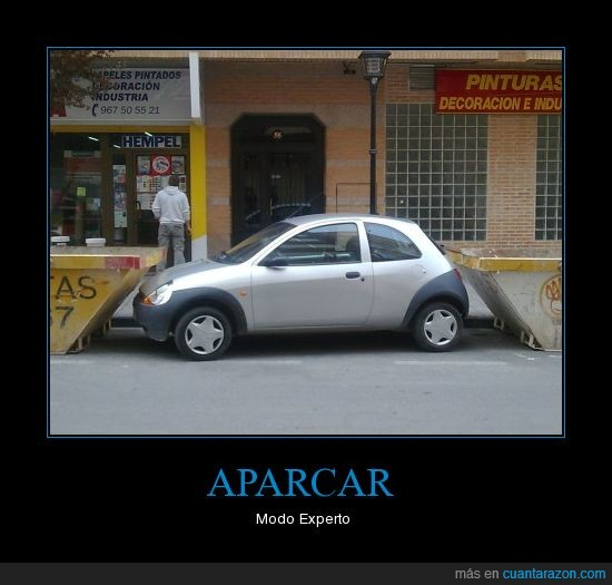 albacete,Aparcar,coche,experto,movil