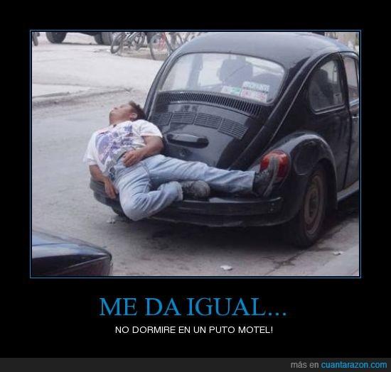 borracho,coche,dormido