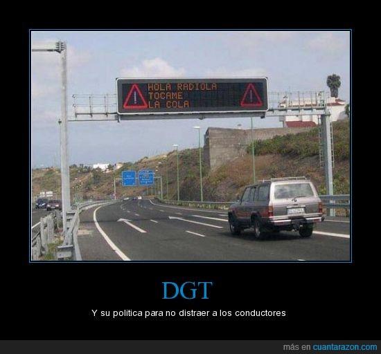 carretera,cartel,dgt,radiola