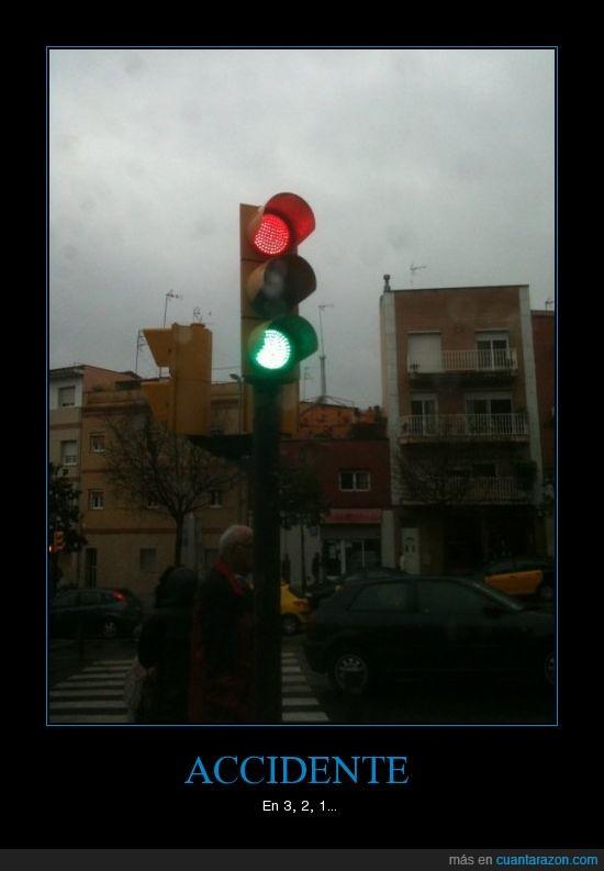 accidente,semaforo,trolling