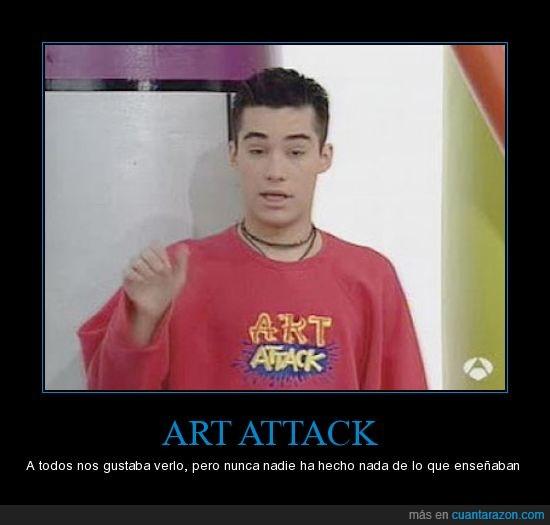 art attack,manualidades